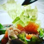 オリーブオイル料理イメージ